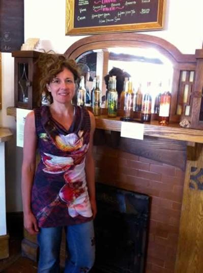 Estelle Bonetto et quelques Fragments d'identité