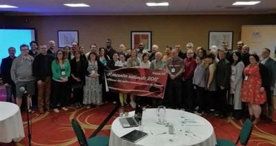 Les 27 membres de l'Alliance des radios communautaires étaient réunis en assemblée générale au début juin