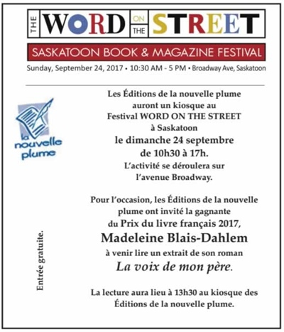 The Word On The Street 2017