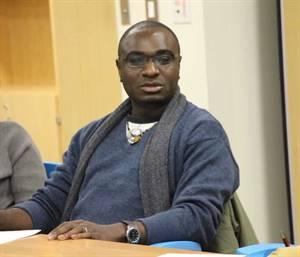 Marco Kisembe, jeune adulte originaire de la République démocratique du Congo, a partagé les défis de son arrivée au Canada.