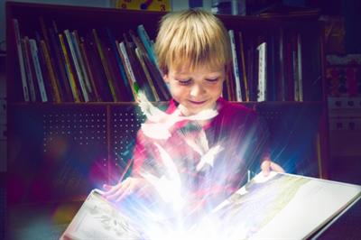 La magie des livres