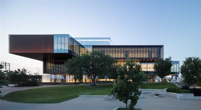 The new Remai Modern Art Gallery in Saskatoon