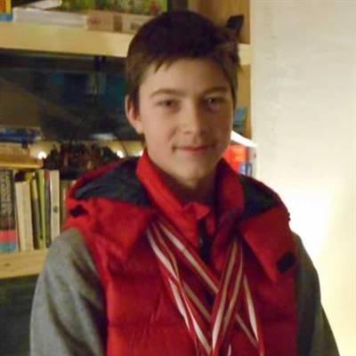 Timotej Fasiang a remporté quatre médailles de la compétition provinciale éliminatoire du biathlon des cadets au Camp Sask Cadets à Kelvington, le 21 janvier dernier.