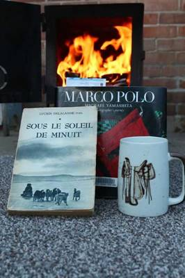 Bien au chaud avec un bon livre