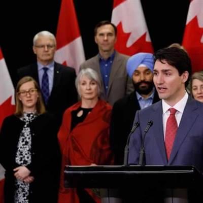 Le premier ministre Justin Trudeau prenait la parole lors de la récente retraite du Cabinet fédéral. Peu après, le chef libéral annonçait l'intention du gouvernement d'appuyer les médias d'information.