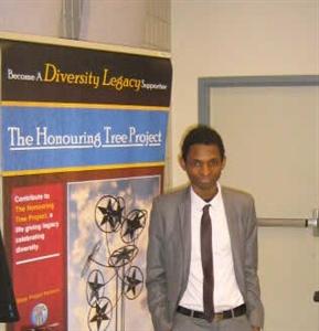 Mamadou Bah, docteur en sociologie