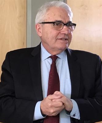 Raymond Théberge, le nouveau commissaire aux langues  officielles