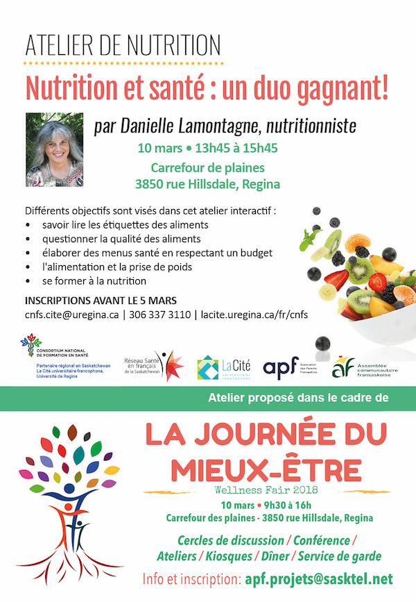 Nutrition et santé : un duo gagnant