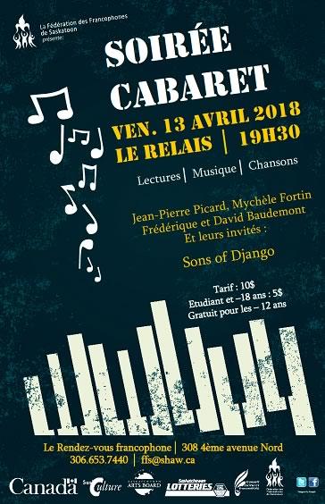 Cabaret avec Sons of Django