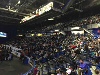 Le 22 mars dernier, plus de 8 000 personnes étaient réunies au Sasktel Centre de Saskatoon pour voir et entendre l'ex-première dame des États-Unis, Michelle Obama.
