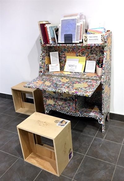 Letter Writing Station Deskstools