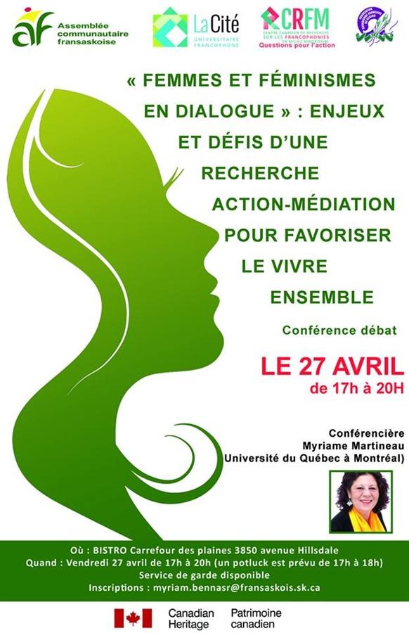 Femmes et féminismes en dialogue