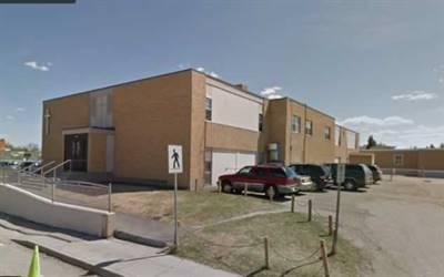 L'École St-Andrew du Regina Catholic School Board a été fermée à la fin de l'année scolaire 2016-17