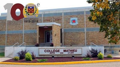 Centenaire du Collège Mathieu