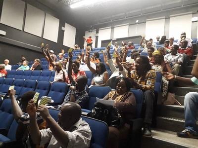 AGA 2018 de la Communauté des Africains francophones de la Saskatchewan