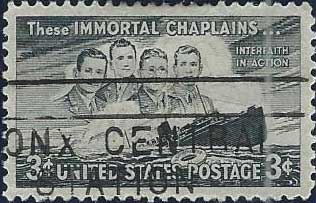 These Immortal Chaplains