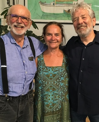 Michel Lalonde en concert chez Joe et Alyce le 3 août 2018