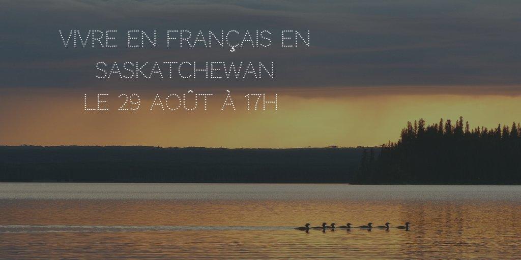 Vivre en français en Saskatchewan