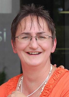 Pauline Landsberg (née Gaudet)