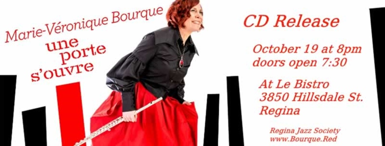 Une porte s'ouvre - Marie-Véronique Bourque