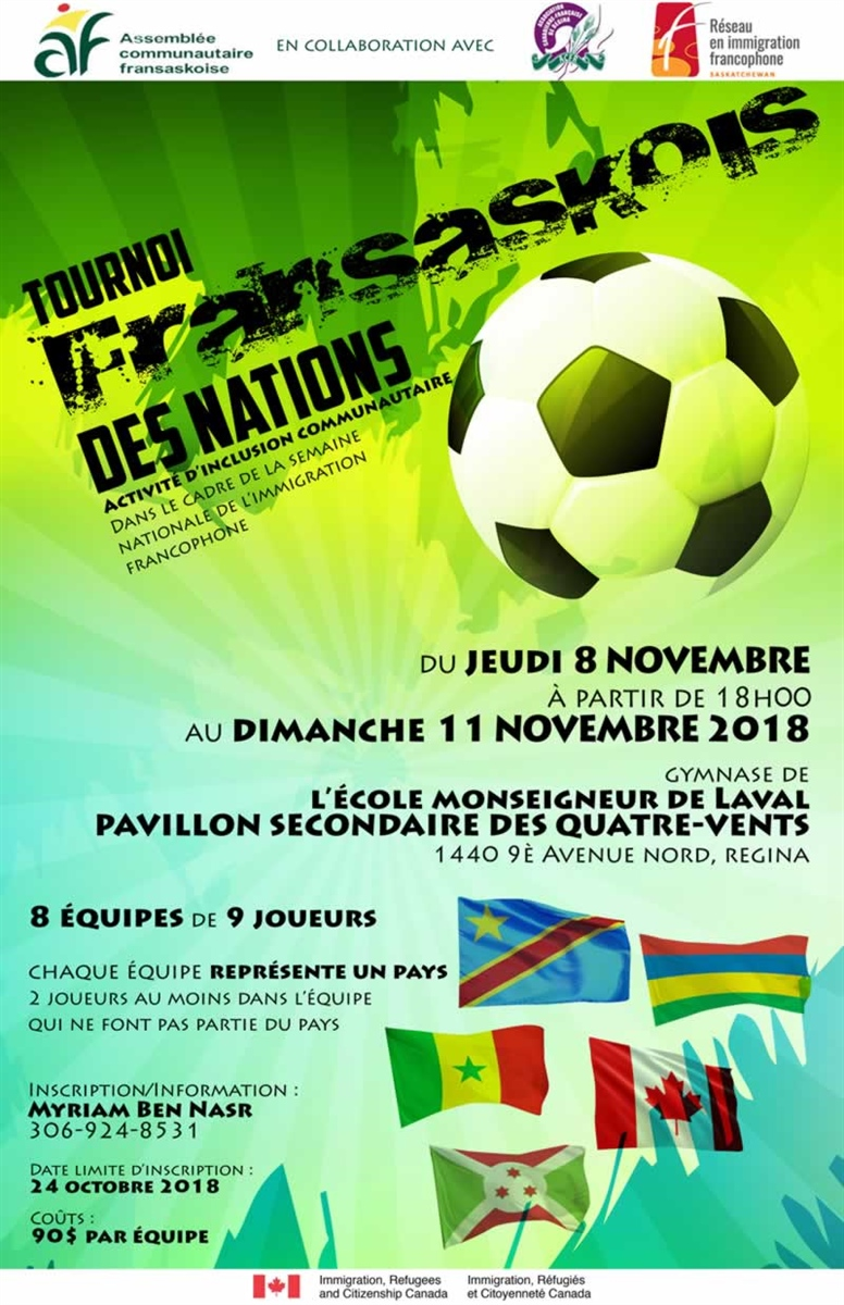Tournoi fransaskois des nations 2018