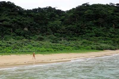L'île de Sotobanari
