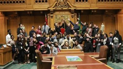 Parlement jeunesse fransaskois 2018
