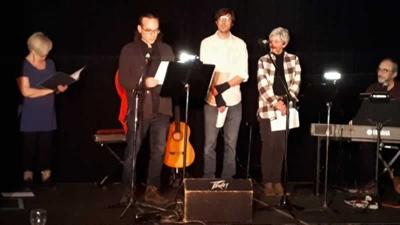Cabaret littéraire à Saskatoon