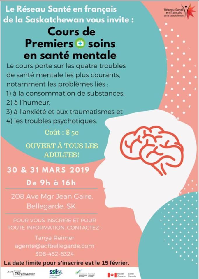 Atelier en santé mentale à Bellegarde