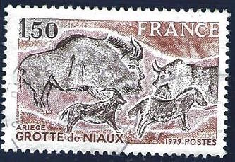 La grotte Niaux dans les Pyrénées