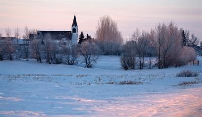 Église de St-Denis, Saskatchewan