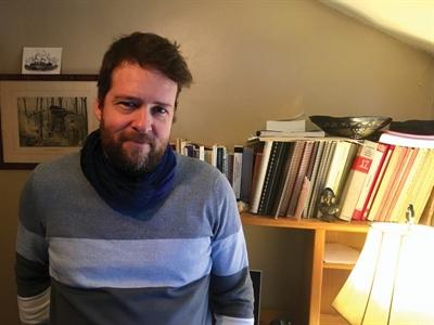 Vincent Colette Ph. D., linguiste, spécialiste des langues autochtones du Canada