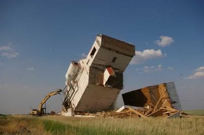 Élévateur de Mendham, Saskatchewan