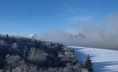 Période de froid extrême à Saskatoon