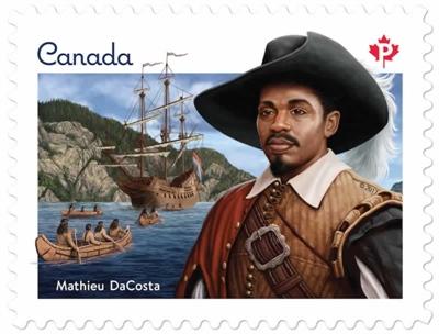 Mathieu Da Costa, le premier Noir au Canada