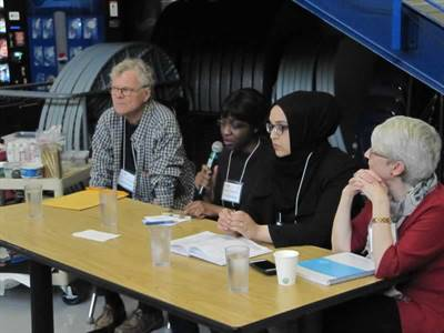 Les membres du panel L'impact de notre mode de vie sur le cerveau