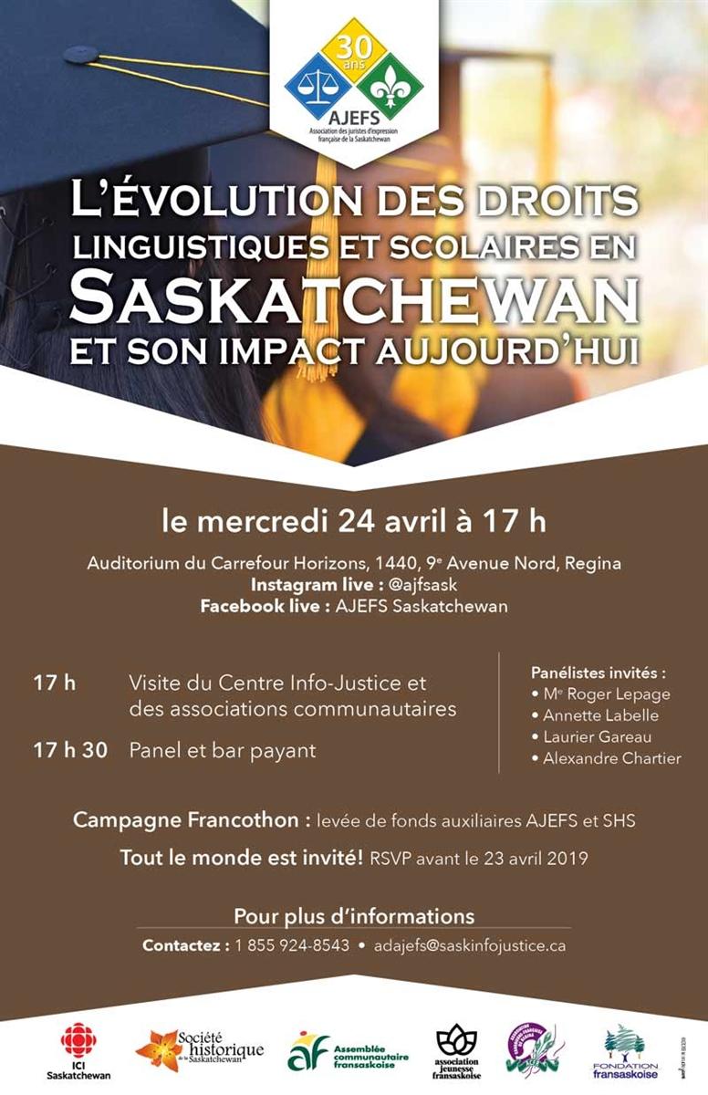 Panel sur les droits linguistiques et scolaires