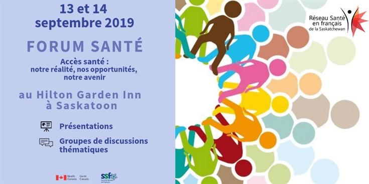Forum santé 2019