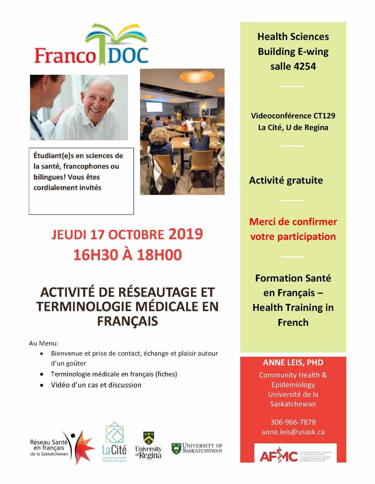 FrancoDoc 17 octobre 2019