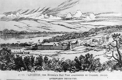 Fort Carlton