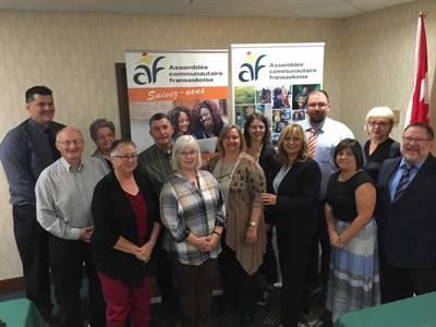 Les députés communautaires de l'ACF