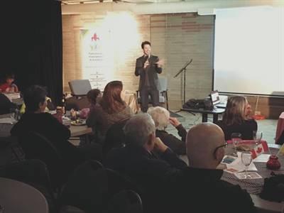 Talk chaud à Saskatoon
