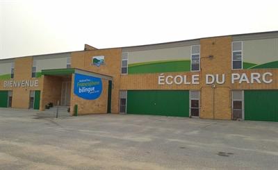 École du parc à Regina