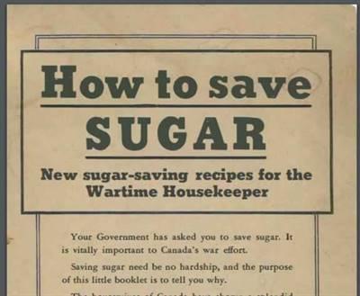 Pénurie de sucre