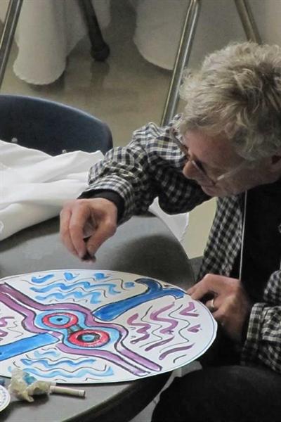 David Baudemont, art-thérapeute