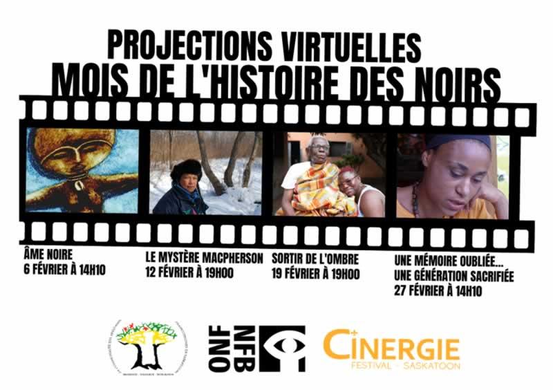 Projections de films pour le Mois de l'histoire des Noirs 2021