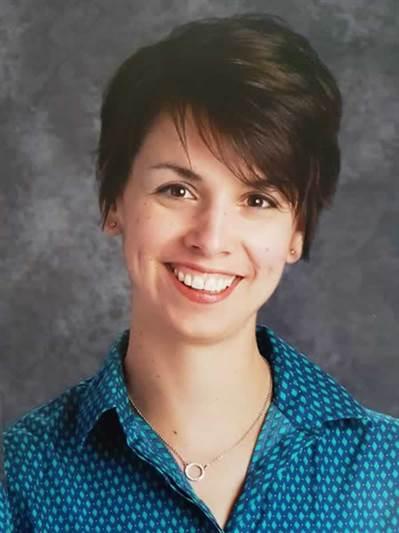 Colette Lavallée, directrice de l'école Père Mercure à North Battleford