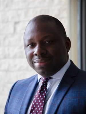 Ronald Ajavon, directeur général du Conseil des écoles fransaskoises