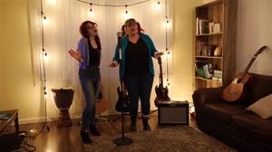 Duo chanteuses