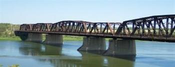 Le pont de Saint-Louis